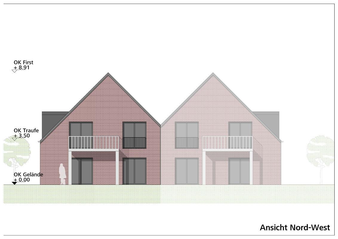 neubau eigentumswohnungen an der citadelle in coesfeld vr westm nsterland consulting und. Black Bedroom Furniture Sets. Home Design Ideas