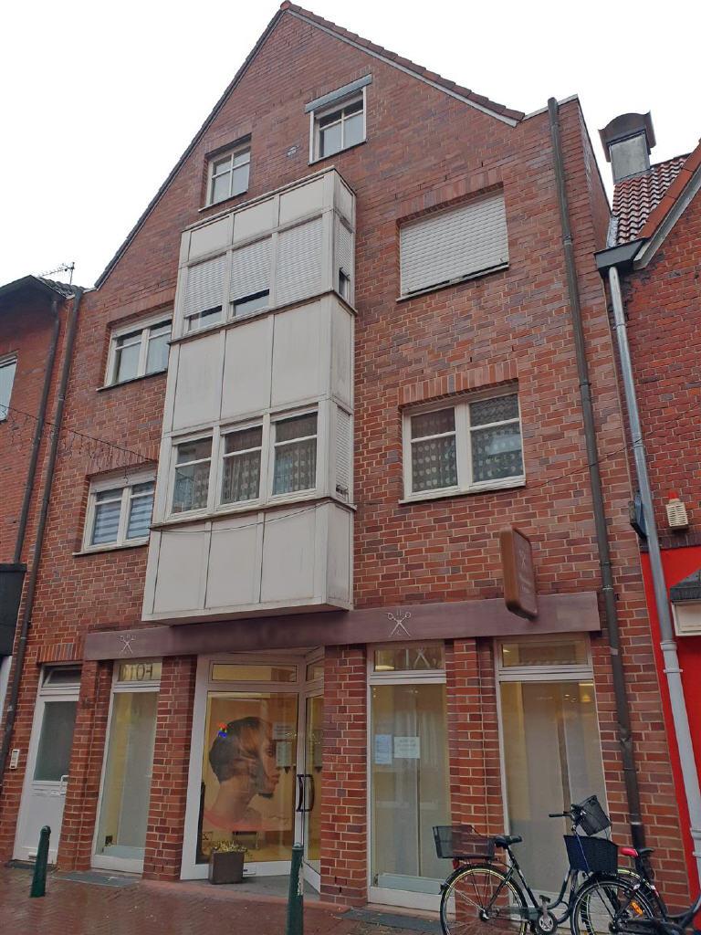 Komplett vermietetes Wohn- und Geschäftshaus in Dülmen