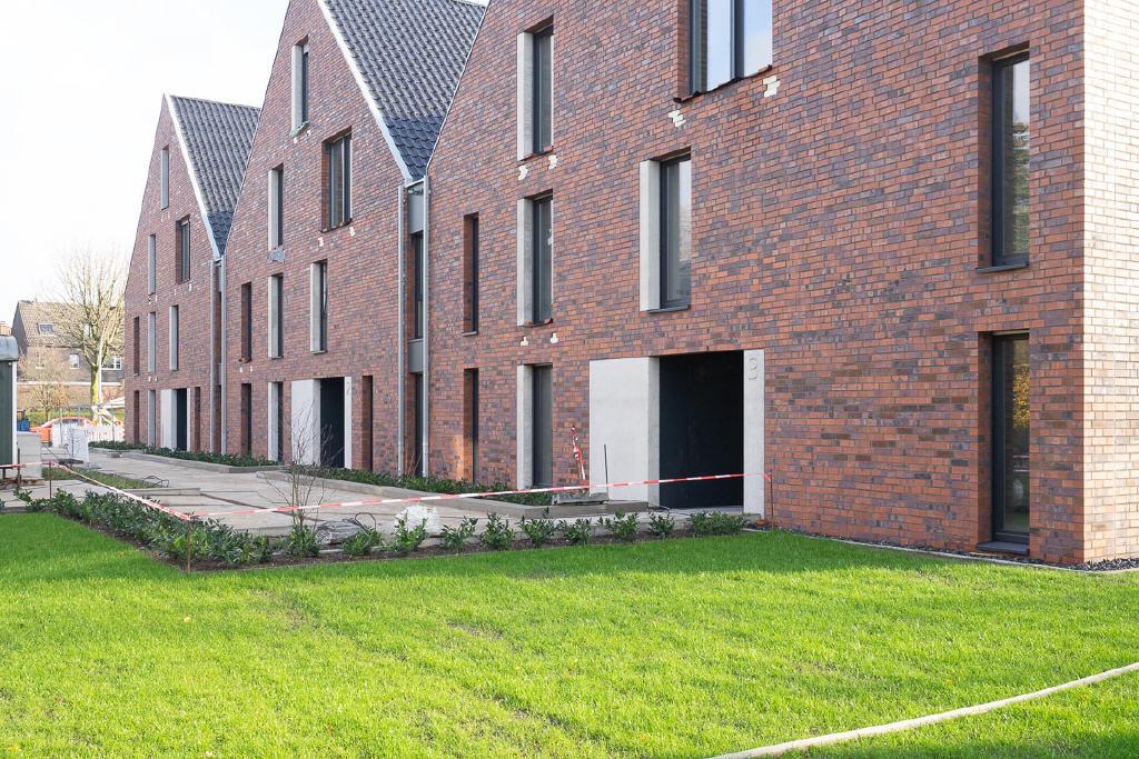 Haus und Garten sind zu groß? Schicke Maisonettewohnung in Borken!