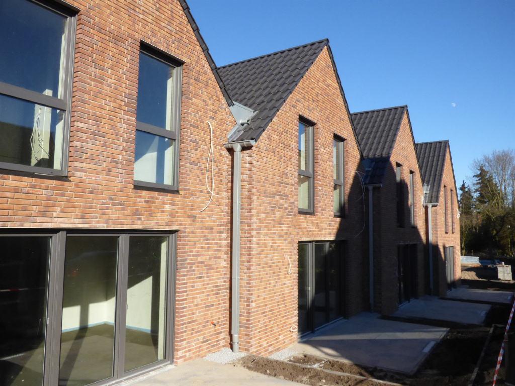 Sensation im Zentrum von Stadtlohn: Neubau-Reihenhaus nach KfW-Standard