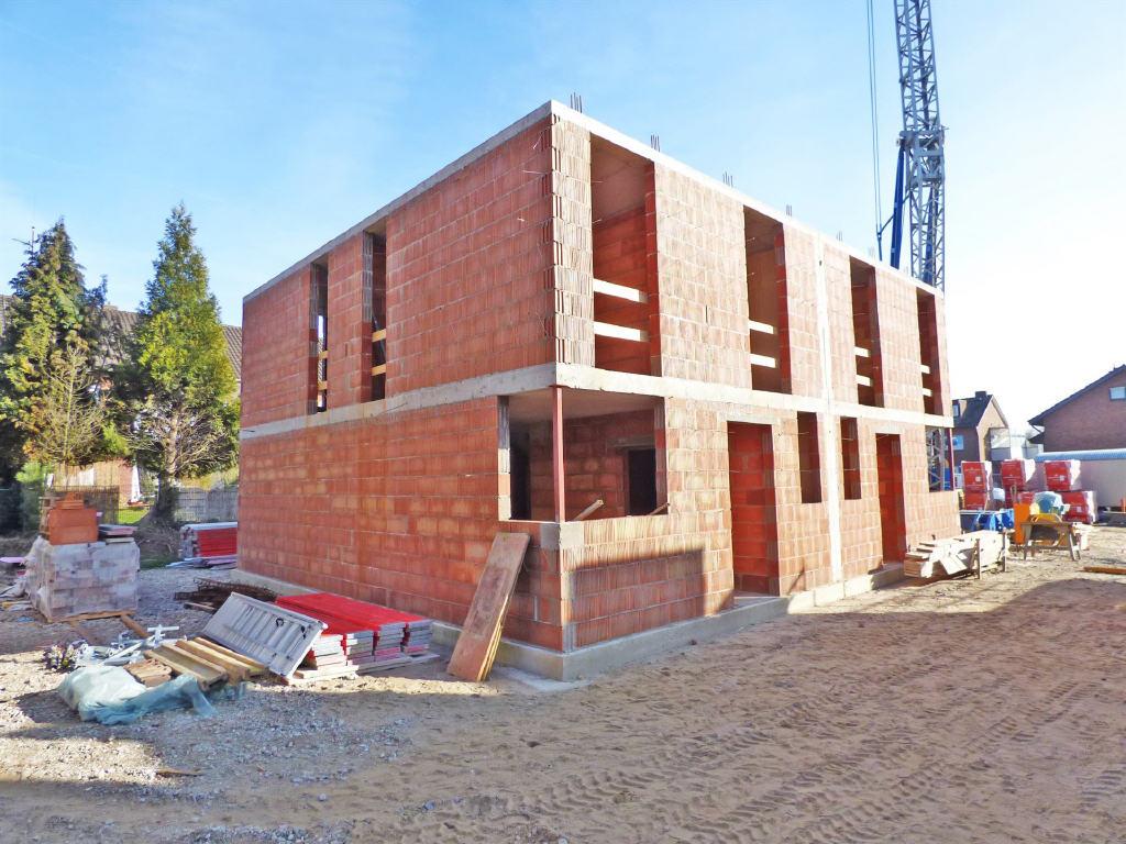 AKTIONSPREIS bis zum 01.04.19 – Neubau-Doppelhaushälften in Borken – Haus 4