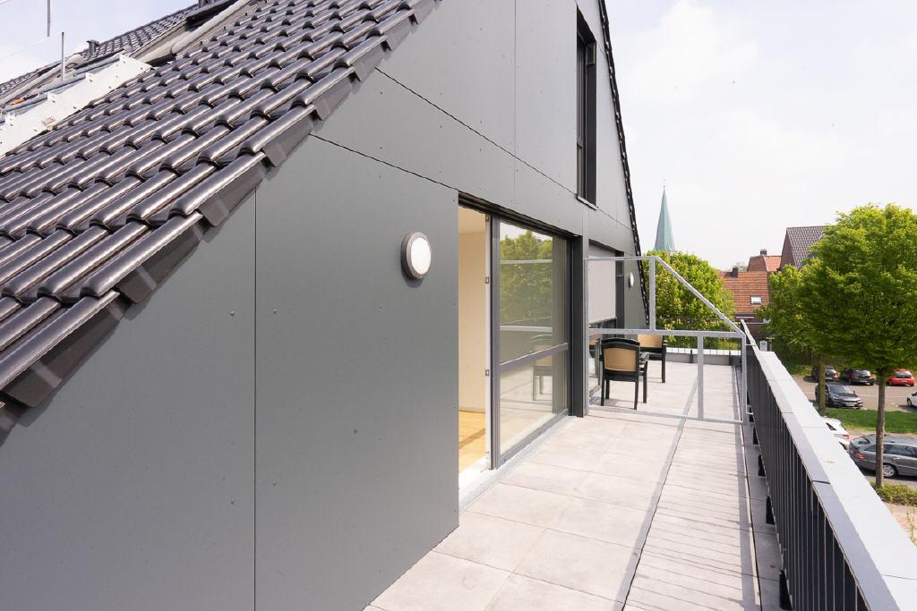 Hier wird Lebensqualität groß geschrieben: Exklusive Neubau-Maisonettewohnung in Borken