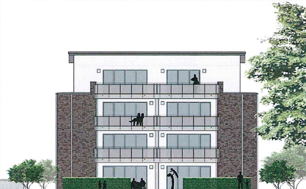 Traumhafte Staffelgeschoss-Wohnung in Voerde!