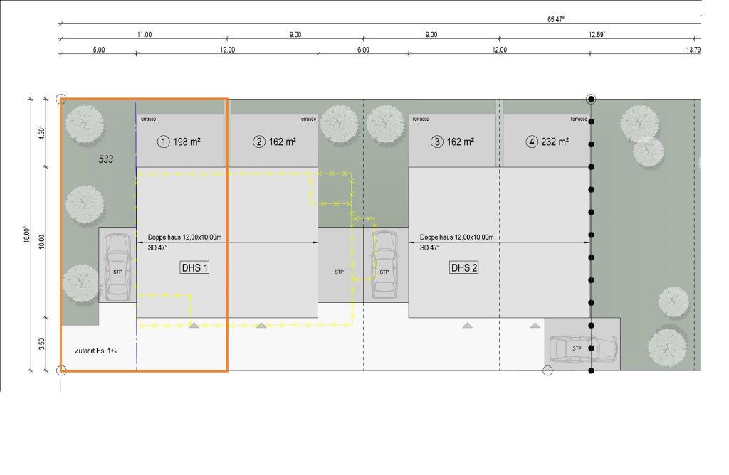 Neubau-Doppelhaushälfte mit KELLER in Borken – Leben Sie Ihren Traum! -Provisionsfrei-