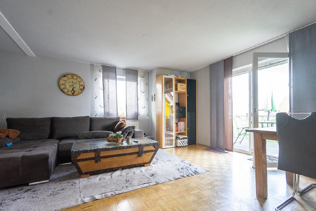 Stadtlohn bietet an: Maisonette-Wohnung in zentraler Lage!