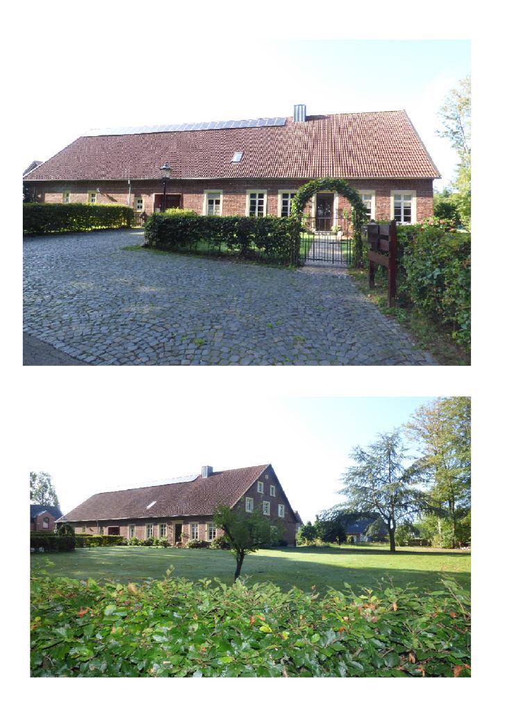 Landflair trifft Stadtnähe – Historisches Bauernhaus auf einem großen Grundstück und etwas Wald dazu!