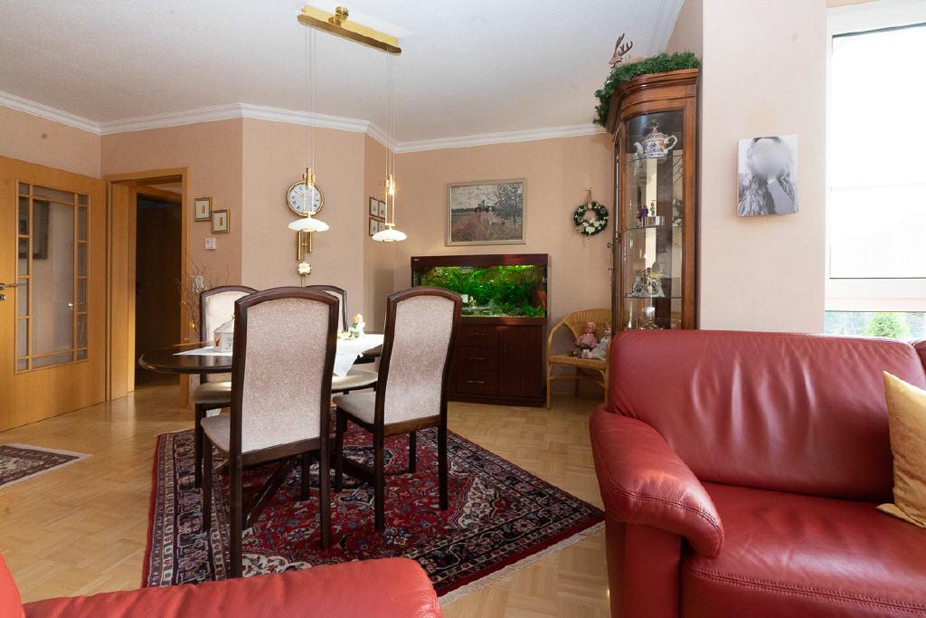 Niveauvolle 3-Zimmer-Wohnung in stadtnaher Lage von Borken!