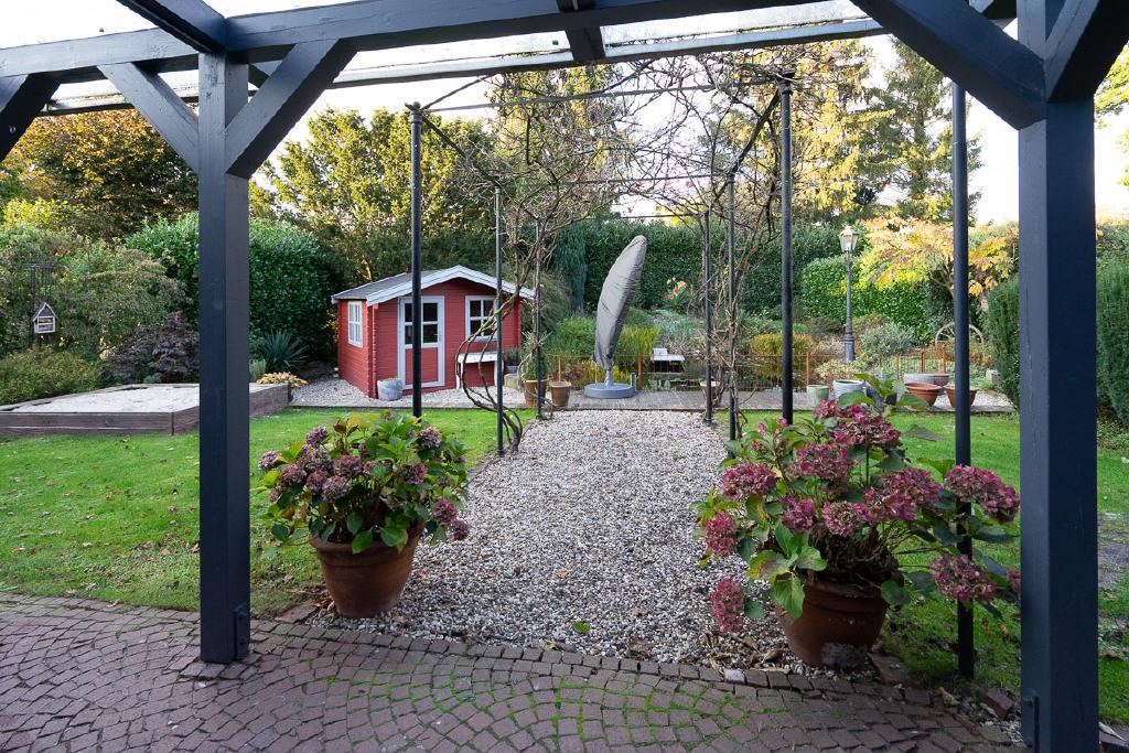 Freistehendes Einfamilienhaus im Fachwerkstil in Stadtlohn-Wenningfeld!