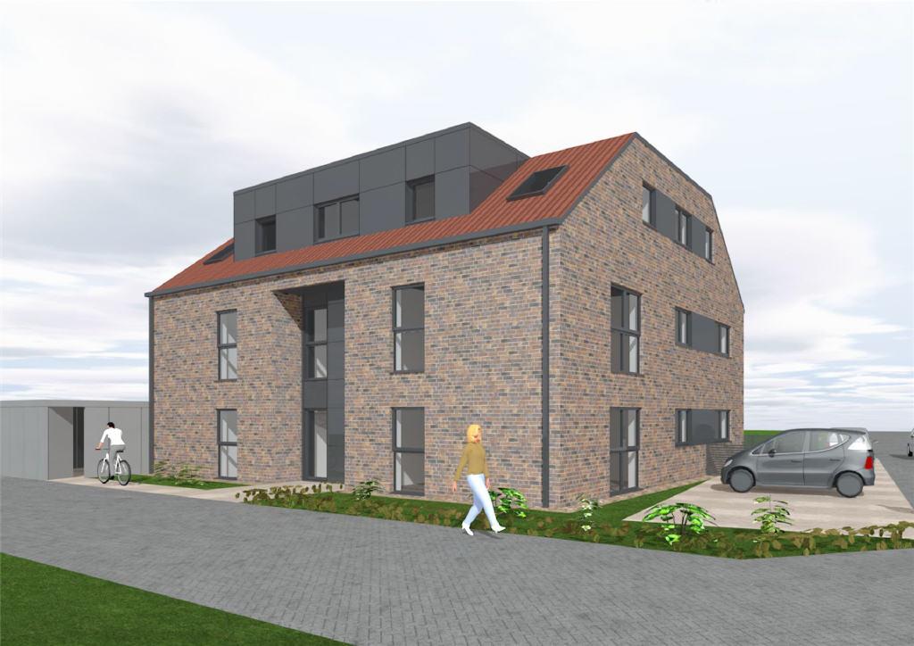 In KfW 55-Standard gebaut! Neubau-Obergeschosswohnung in Coesfeld