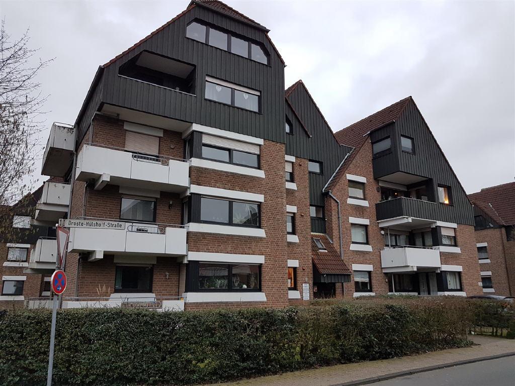 Single-Wohnung in gepflegter Wohnanlage zur Kapitalanlage