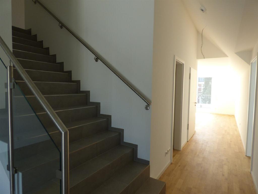 Erstbezug! Hochwertiges Penthouse über zwei Etagen in Borken