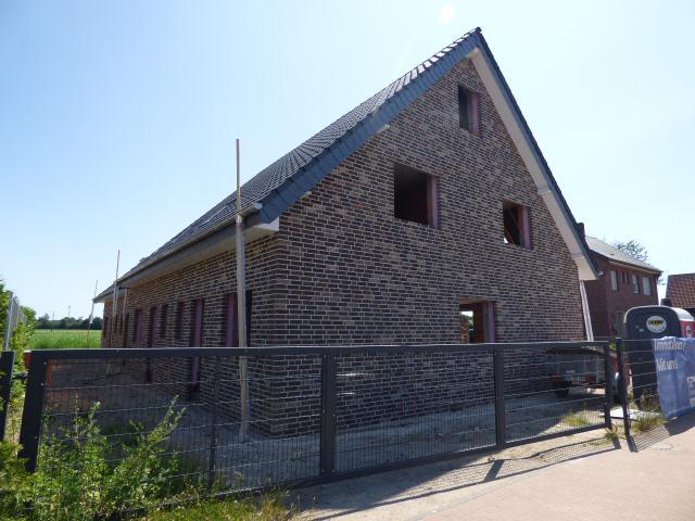 NEUBAU! Schlüsselfertiges Reihenendhaus zwischen Borken-Marbeck und Heiden!