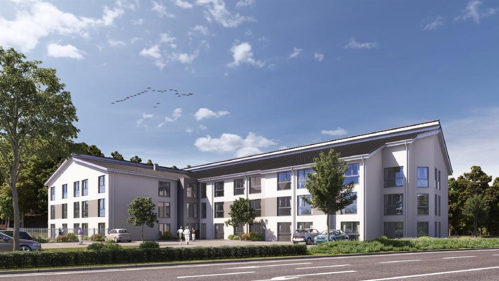 Soziale Kapitalanlage: Pflegeappartements in Drolshagen mit ca. 3,9 % Rendite & KfW-55-Standard!