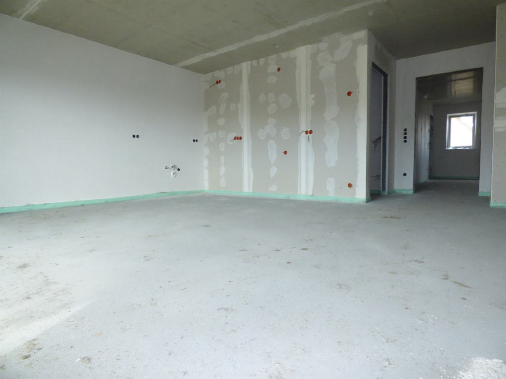 SÜDLOHN OEDING – Neubau-Erstbezug! Schlüsselfertige Erdgeschosswohnung mit südlich ausgerichtetem Garten und Weitblick ins Grüne