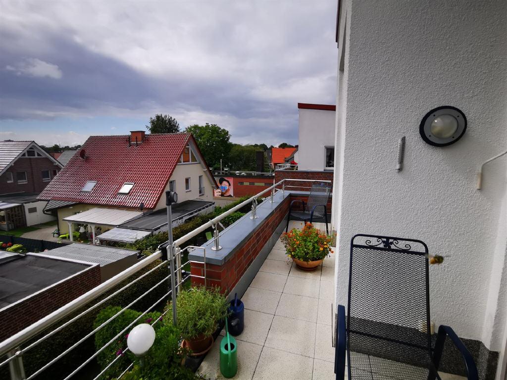 KAPITALANLEGER AUFGEPASST! Traumhafte Obergeschosswohnung in zentraler Lage von Coesfeld