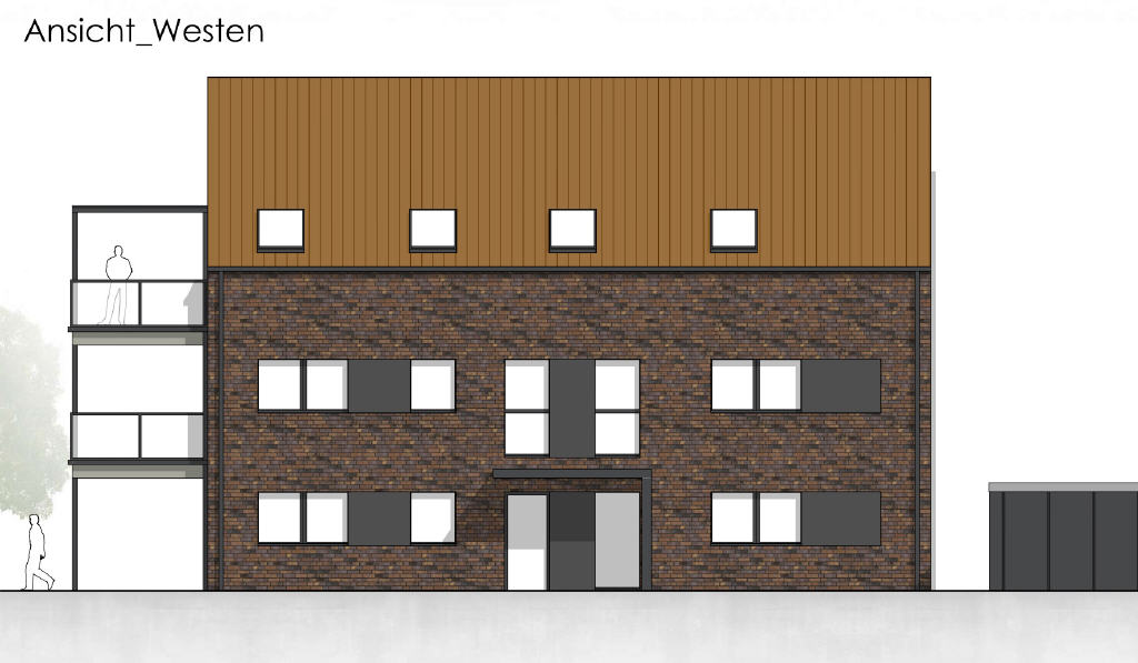Endlich eine ideale Erdgeschoss-Wohnung in Coesfeld (KfW 55 Standard)