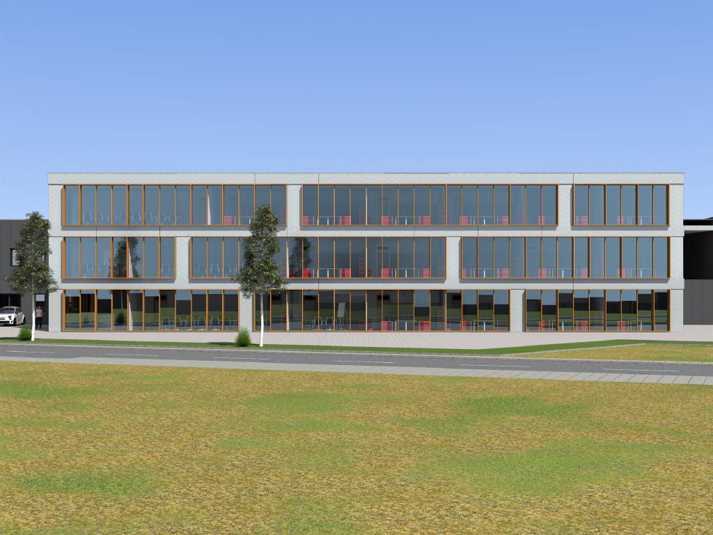 Erstbezug! Individuelle und moderne Bürofläche im Erdgeschoss!
