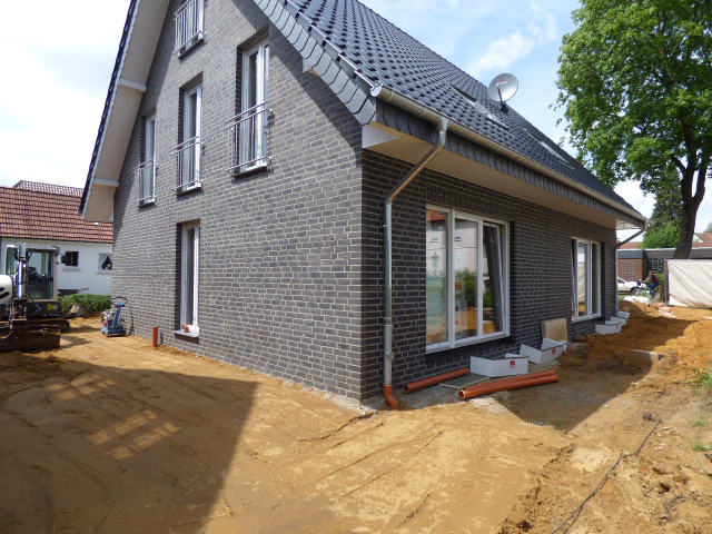 LETZTE Chance! Neubau-Doppelhaushälfte mit Keller in Borken-Schlüsselfertig-Provisionsfrei!