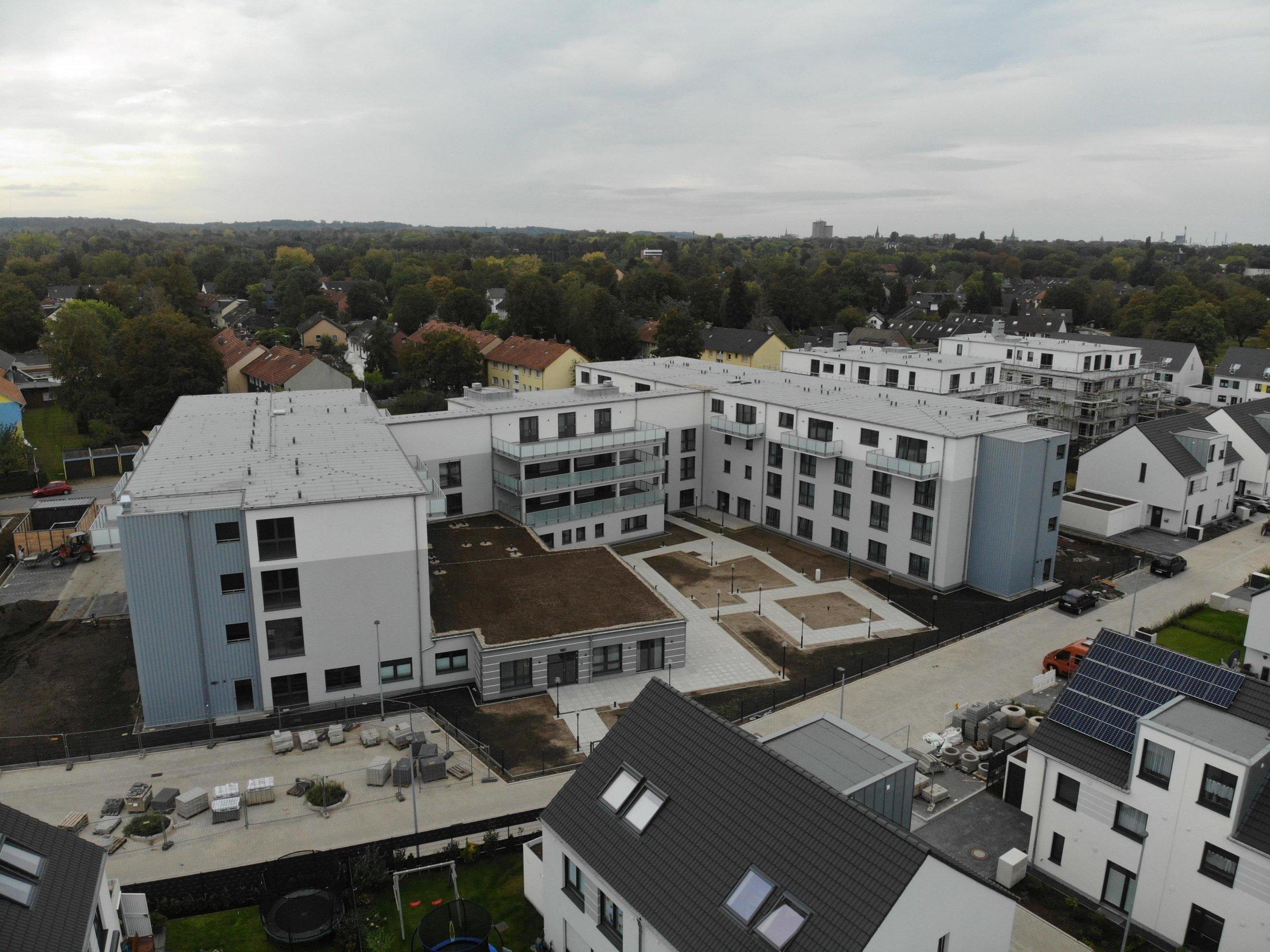 Kapitalanlage in ein Pflegeappartement in Herne: attraktive Rendite durch sichere Mieteinnahmen!