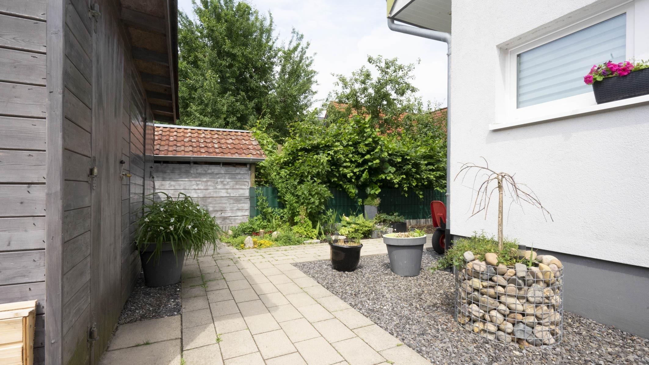 Energieffizient Wohnen –  Junge Doppelhaushälfte in Borken-Weseke