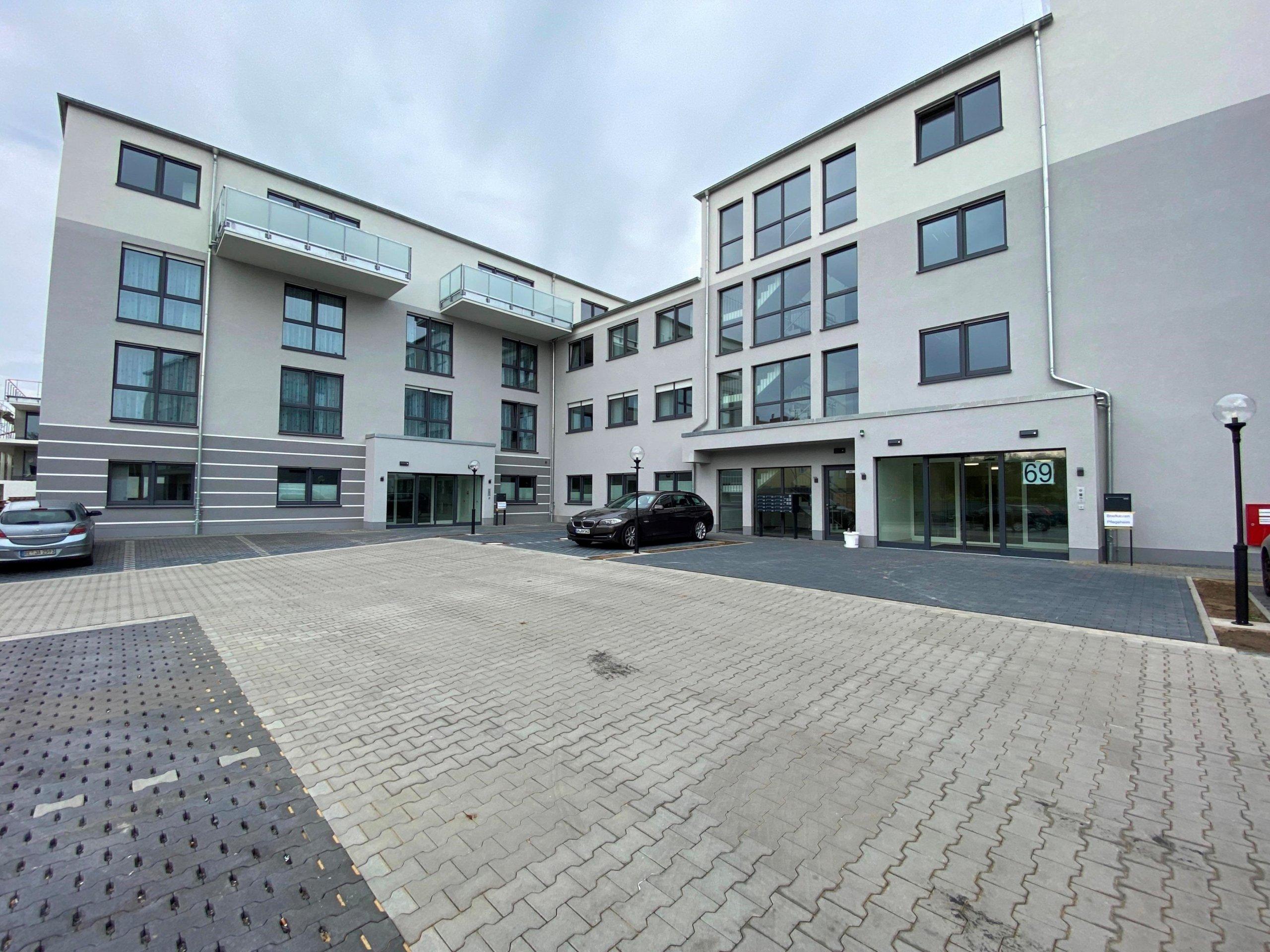 RESERVIERT! Kapitalanlage in ein Pflegeappartement in Herne!