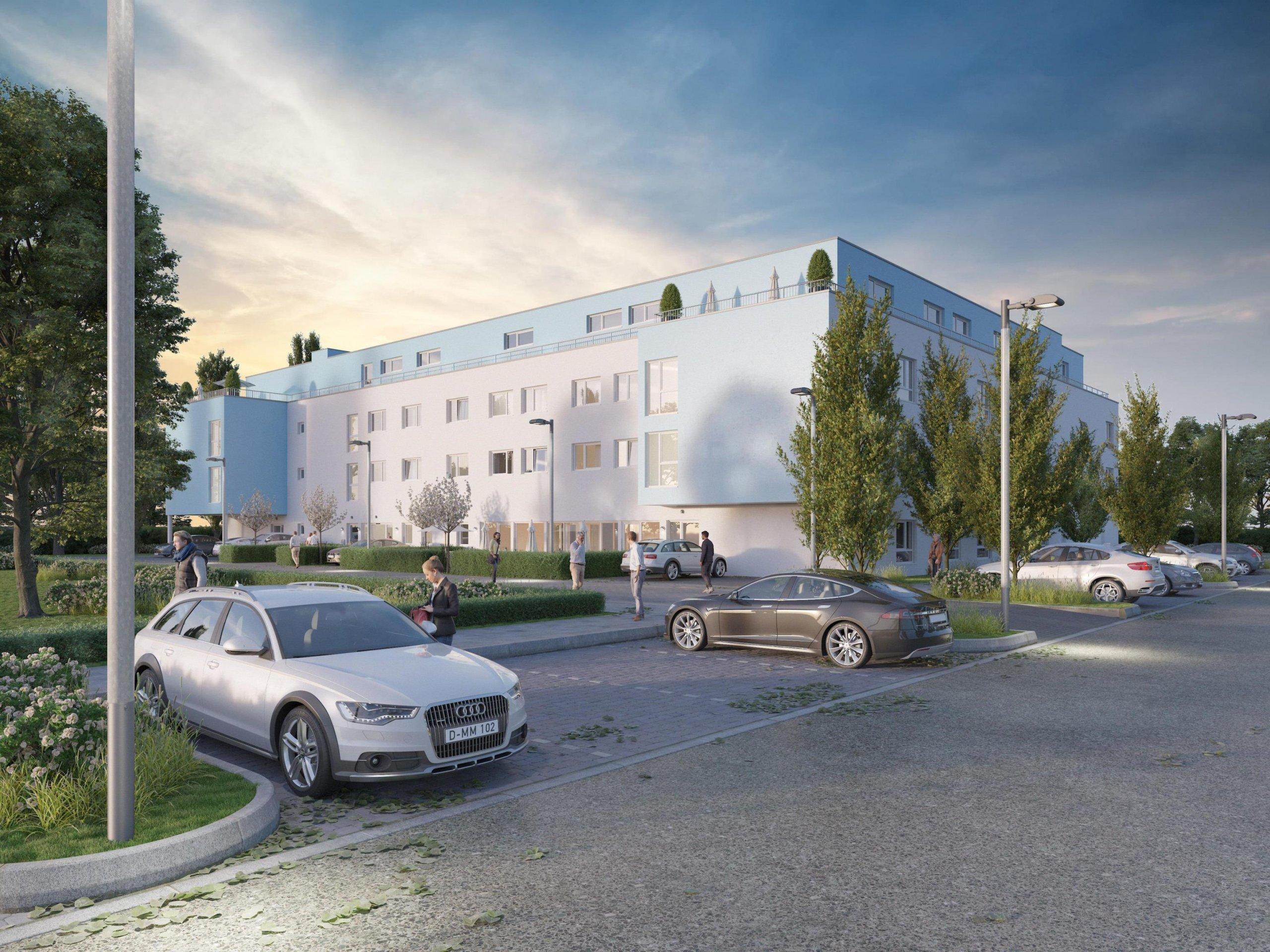 Nachhaltig – sozial – investieren: Pflegeapartment in Düsseldorf