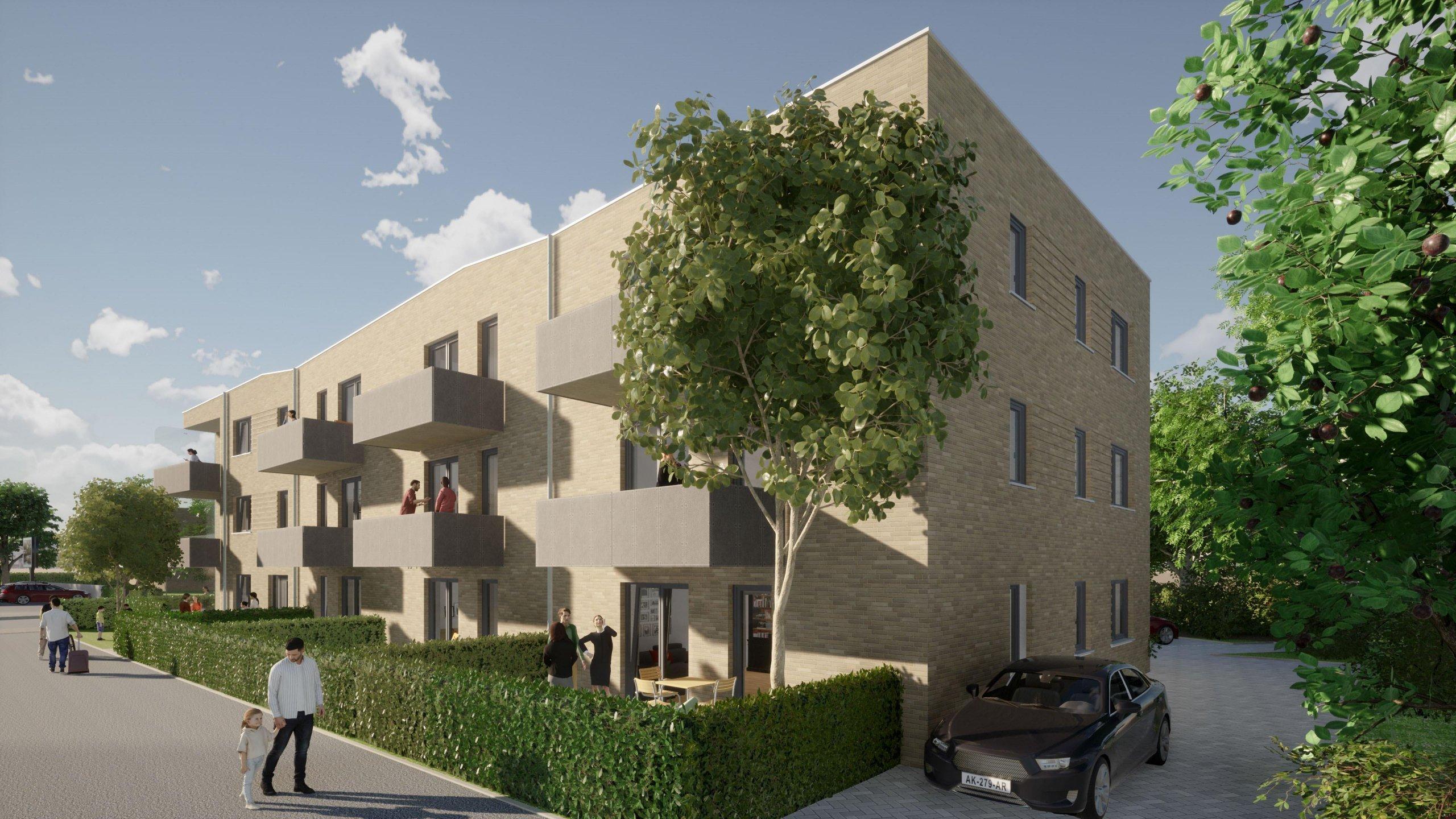 Wenn es perfekt sein soll! Neubau-Obergeschosswohnung in Coesfeld